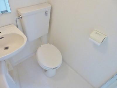 【トイレ】ラ・カーサ谷川