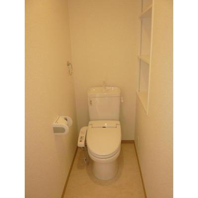 ハイツCNのトイレ