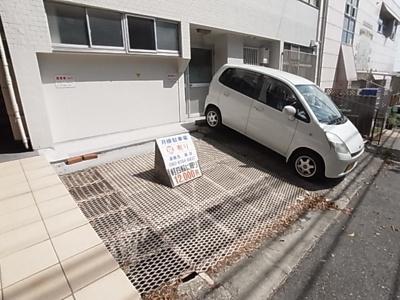 【駐車場】アセンダ六甲山の手