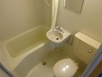 【浴室】アセンダ六甲山の手