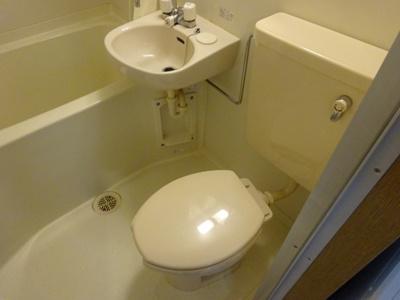 【トイレ】アセンダ六甲山の手