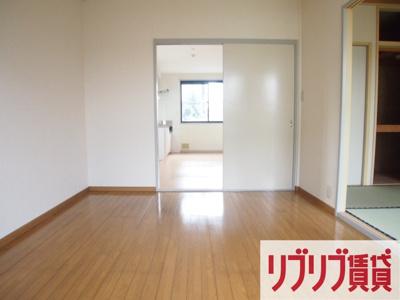 【洋室】ハイツ・アリエス