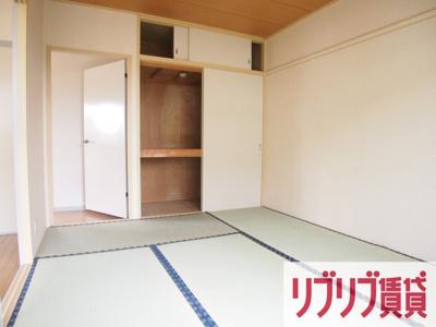 【和室】ハイツ・アリエス