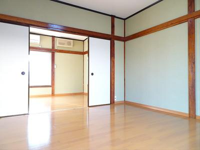 【居間・リビング】高橋アパート