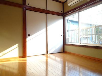 【寝室】高橋アパート