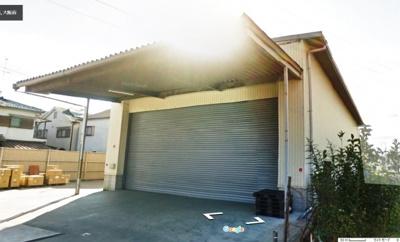 【外観】八尾市恩智倉庫