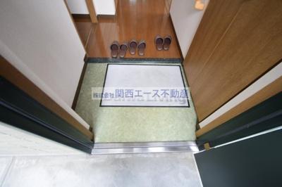 【玄関】ヴェルデュール石切