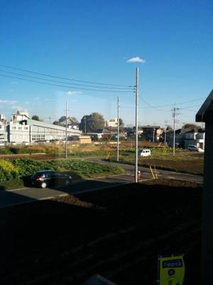 【展望】さいたま市緑区三室 新築分譲住宅全1棟