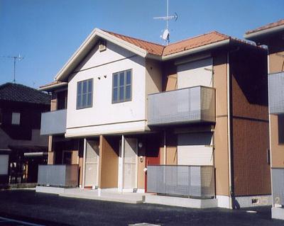 【外観】フォレスト・コートC