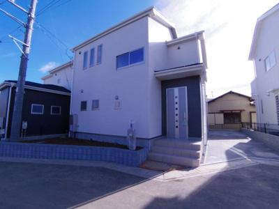 【外観】鴻巣市宮地2丁目 新築分譲住宅全5棟
