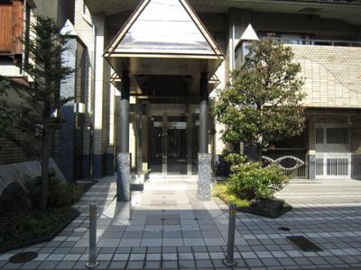 【エントランス】メロディーハイム三条堺町