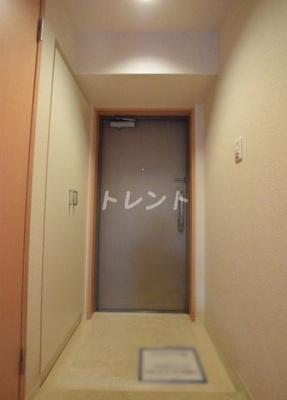 【玄関】エスティメゾン神田