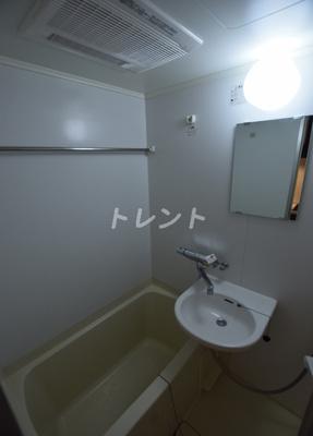 【浴室】エスティメゾン神田