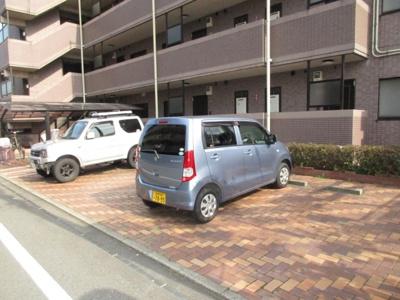 【駐車場】グラン・コンフォート16