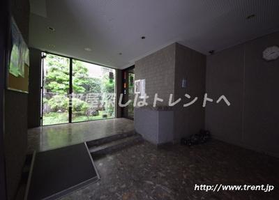 【エントランス】ランテルナ小石川