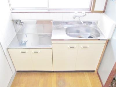【キッチン】和田マンション