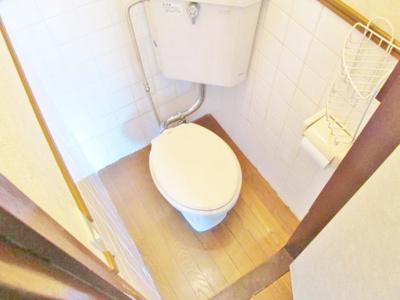 【トイレ】和田マンション