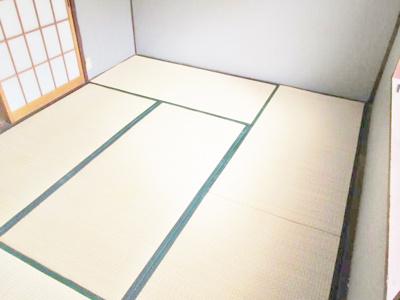 【寝室】和田マンション