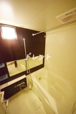【浴室】アジュール神田錦町【AZURE神田錦町】