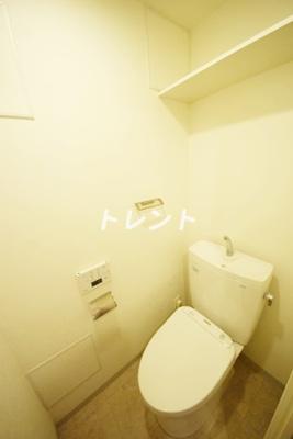 【トイレ】アジュール神田錦町【AZURE神田錦町】
