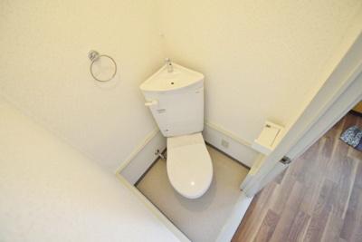 【トイレ】小山ハイツ第一