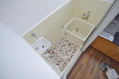 【浴室】小山ハイツ第一