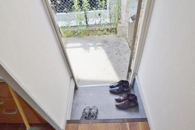 【玄関】小山ハイツ第一