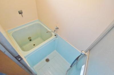 【浴室】北岡ハイツ