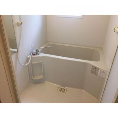 【浴室】西公園下住宅2号棟