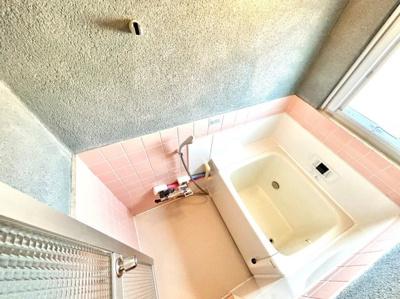 【浴室】喜美マンション
