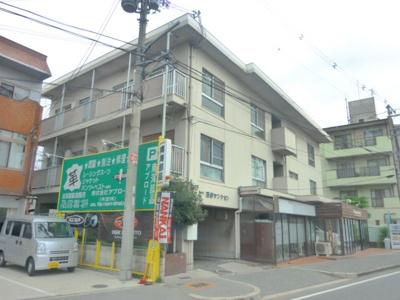 西名阪の入り口近いですよ♪