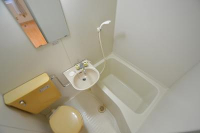 【浴室】ハイツ高羽