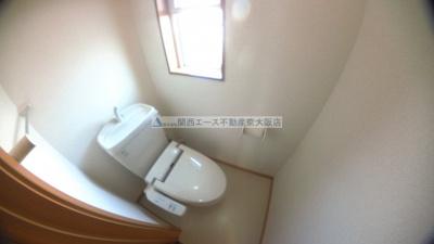 【トイレ】ブルック・コートA棟