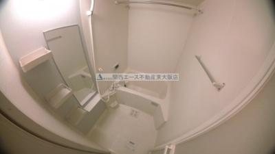 【浴室】ブルック・コートA棟