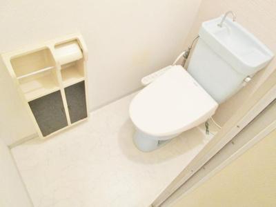 【トイレ】KMハイツ