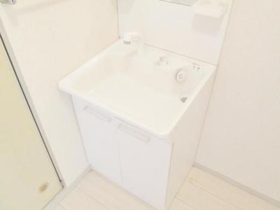 【独立洗面台】KMハイツ