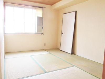 【寝室】KMハイツ
