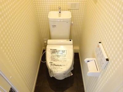 【トイレ】パインフォレスト