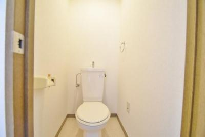 【トイレ】信栄ハウス柏木