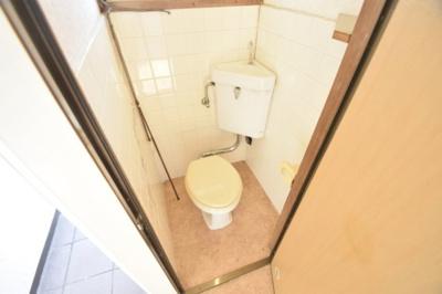 【トイレ】山中文化B棟