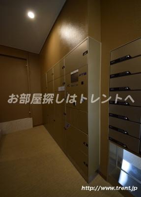 メールBOX&宅配BOX