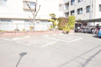 【駐車場】メゾン藤井寺