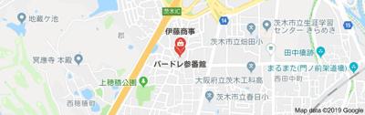 【地図】パードレ三番館