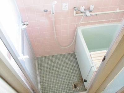 【浴室】西浦ビューハイツ