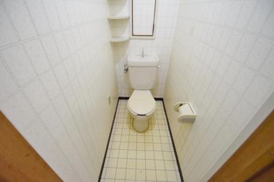 【トイレ】ヒルサイドスクエア