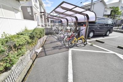 【駐車場】ヒルサイドスクエア