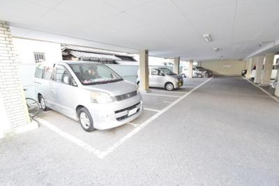 【駐車場】サンハイツ松原