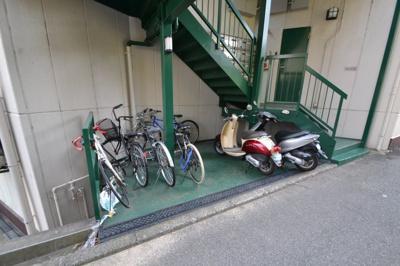 【設備】六甲K&Aマンション