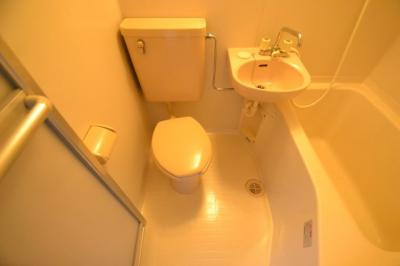 【トイレ】六甲K&Aマンション