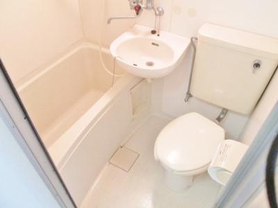 【浴室】千幸ハイツ